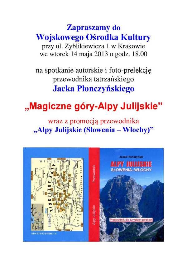 Magiczne_gry_-_Alpy_Julijskie